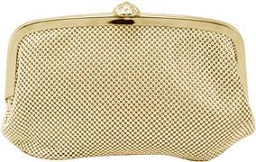 La Regale Seashell Pouch Clutch.