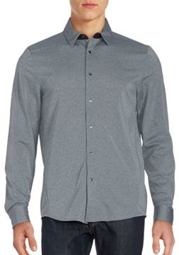 Calvin Klein Snap Front Shirt