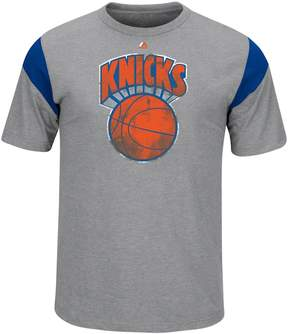 Majestic Big & Tall New York Knicks Team Tee