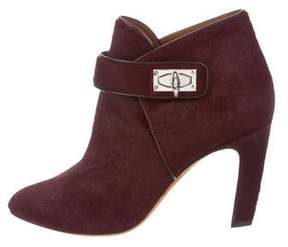 Givenchy Ponyhair Ankle Boots w/ Tags