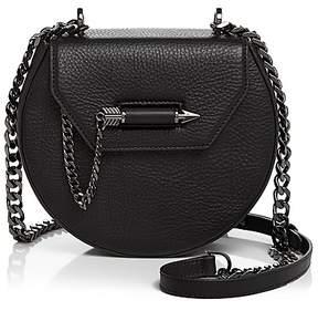 Mackage Wilma Round Leather Saddle Bag