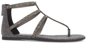 Jessica Simpson Cammie Glitter Thong Gladiator Sandal
