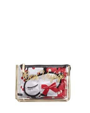 Neiman Marcus Zip Pouch Travel Kit