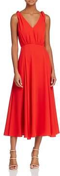 Betsey Johnson Pebble Georgette Crepe Dress