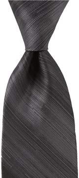 Murano Big & Tall Degrade Solid Traditional Silk Tie
