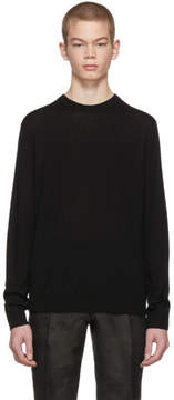 Paul Smith Black Merino Sweater