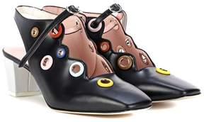 Christopher Kane Leather pumps