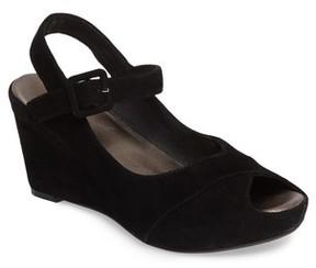 Johnston & Murphy Women's Tara Platform Wedge Sandal