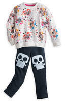 Disney Coco Top and Leggings Set for Girls