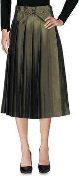 Sara Lanzi 3/4 length skirts