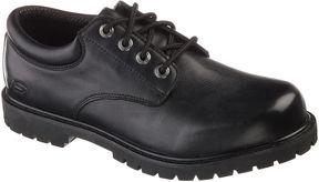 Skechers Cottonwood Elk Mens Work Oxford Shoes