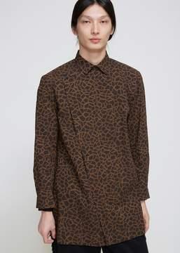 Issey Miyake Bib Shrink Desert Shirt