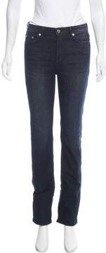 BLK DNM Mid-Rise Straight-Leg Jeans w/ Tags