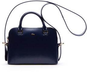 Lacoste Women's Mini Golf Glazed Leather Bugatti Bag