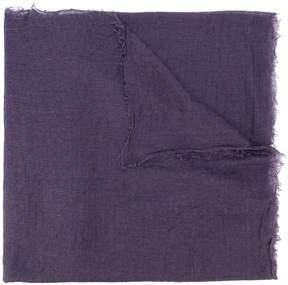 Rick Owens wrap scarf