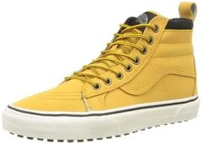 Vans Unisex Sk8-Hi MTE (MTE) Honey/Leather Skate Shoe 8.5 Men US / 10 Women US