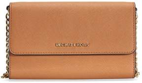 Michael Kors Open Box - Jet Set Large Phone Crossbody - Acorn - ONE COLOR - STYLE