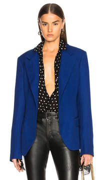 Haider Ackermann One Button Blazer