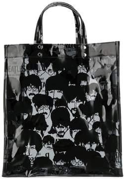 Comme des Garcons The Beatles X Beatles print tote bag
