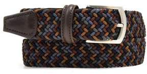 Andersons Anderson's Multi Woven Elastic Belt in Brown