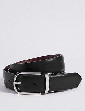 Marks and Spencer Oval Buckle Reversible Belt
