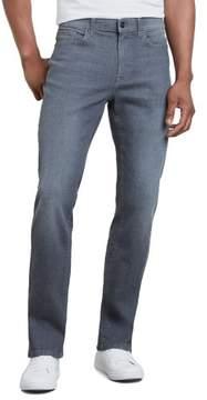 Kenneth Cole New York Straight Leg Grey Wash Jean - Men's