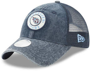 New Era Women's Tennessee Titans Perfect Patch 9TWENTY Snapback Cap