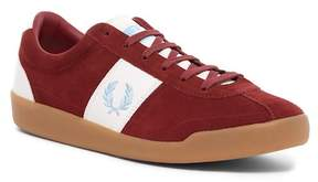 Fred Perry Stockport Suede Sneaker