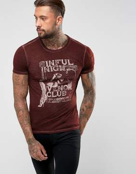 Replay Sinful Nights T-Shirt