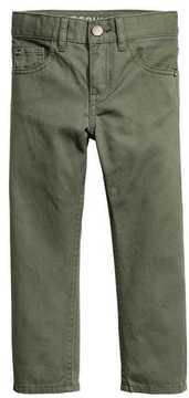 H&M Twill Pants Regular fit
