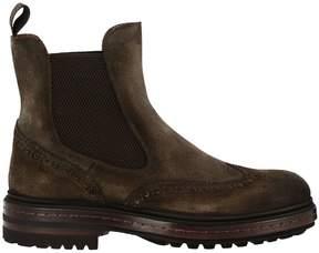 Santoni Chukka Boots Shoes Men
