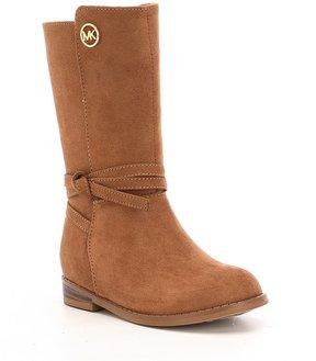 MICHAEL Michael Kors Girls Emma Carter-T Riding Boots