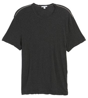 James Perse Men's Crewneck Cotton T-Shirt