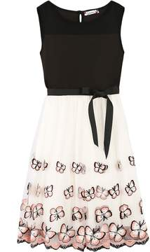 Speechless Girls 7-16 & Plus Size Butterfly Embroidered Dress