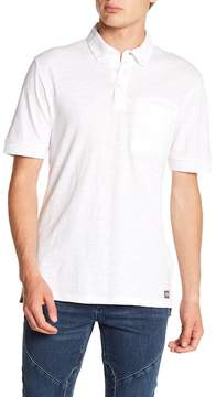 Report Collection Solid Short Sleeve Polo