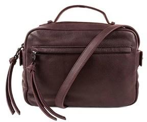 Kooba Leather Liv Mini Camera Bag.