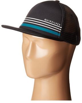 Quiksilver Straightness Hat Caps