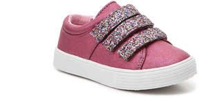 Kenneth Cole New York Girls Kam Strap Toddler Sneaker