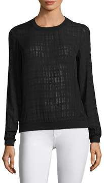 Eleven Paris Women's Caiman Sweater