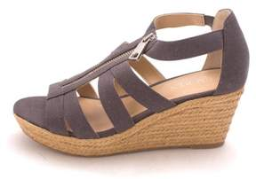 Lauren Ralph Lauren LAUREN by Ralph Lauren Womens Kelcie Fabric Open Toe Casual Espadrille Sandals