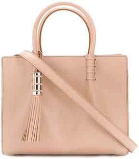 Tod's square tote bag