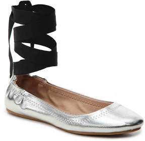 Mix No. 6 Scarlette Ribbon Ballet Flat - Women's