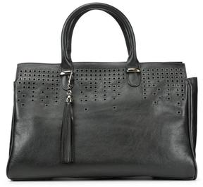 Women's YOLANDA - Embellished Calf Leather Satchel