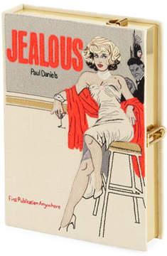 Olympia Le-Tan Jealous Book Clutch Bag