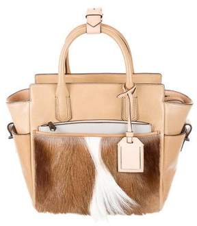 Reed Krakoff Ponyhair Mini Atlantique Bag