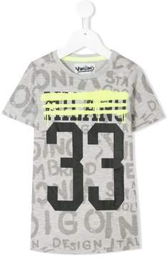Vingino graffiti-print T-shirt
