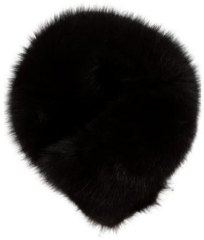 Saks Fifth Avenue Fox Fur Scarf