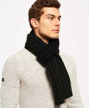 Superdry S.D Block Scarf