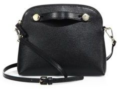 Furla Piper Mini Saffiano Leather Crossbody Bag