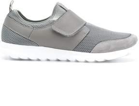 Geox strap detail sneakers